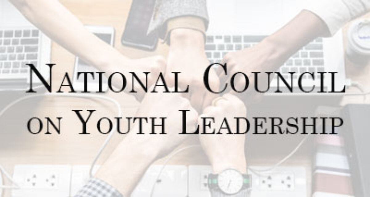 National Council on Youth Leadership