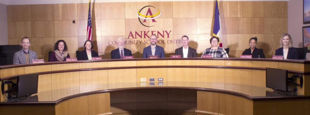 2021 Ankeny School Board