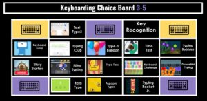 3 5 keyboarding