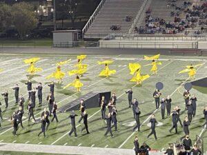 2020 Color Guard Performance 2