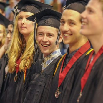Centennial graduates