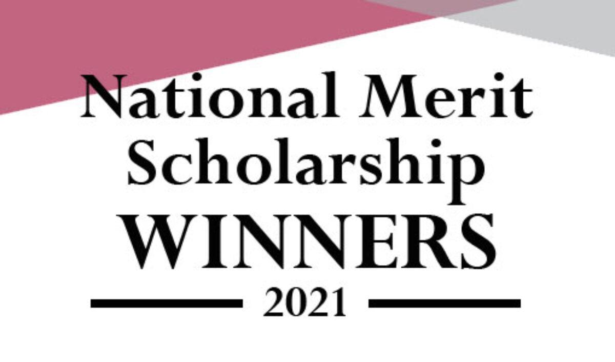 National merit winners 2021